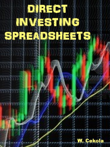 direct investing spreadsheets ebook w cekola amazon co uk kindle