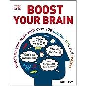 Boost Your Brain by Joel Levy (16-Jan-2014) Paperback