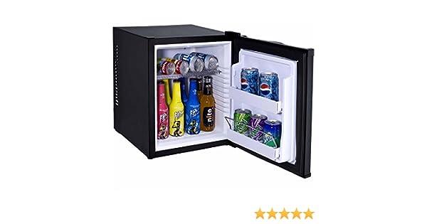 Minibar Kühlschrank 30 Liter : L lautloser hotelkühlschrank minibar minikühlschrank amazon