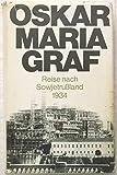 Reise nach Sowjetru�land 1934. Herausgegeben von Rolf Recknagel.