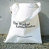 Die besten Wonder Lippenstifte - Sun Glower Schultertasche für Schulunterricht, The Wicked Little Bewertungen