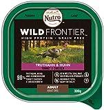 Nutro Wild Frontier Wet Dog Food Tray Saver Pack 20 X 300g Grain