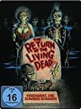 Return of the living Dead - Verdammt, die Zombies kommen - Steelbook [Blu-ray]