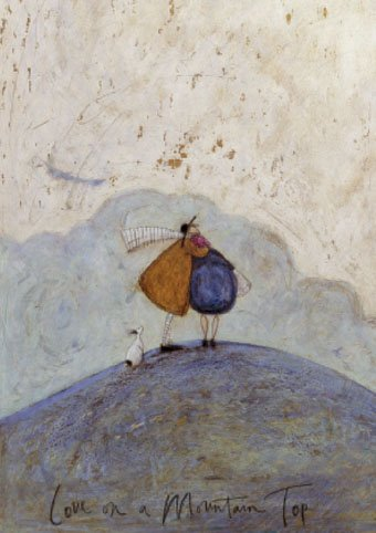 Descargar pdf love on a mountain top open anniversary card by love on a mountain top open anniversary card by sam toft st 363 m4hsunfo