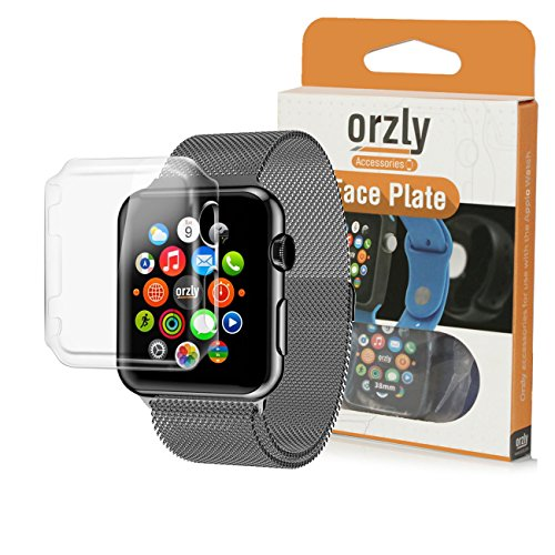 Coque Rigide pour Apple Watch ORZLY® Invisicase - 38 mm