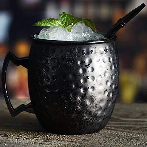 ederverwendbare Cocktail-Schale des Edelstahl-530ml für Moskau-Art ()