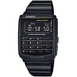 Casio Reloj con movimiento cuarzo japonés Unisex Unisex Unisex Ca-506B-1A 33 mm