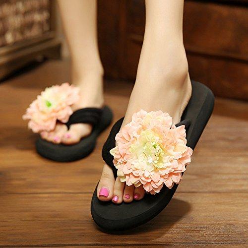 Estate Sandali 3CM Pantofole femminili di modo di estate / pattini freddi sveglie della spiaggia Formati di colore multipli Colore / formato facoltativo 1004