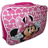 Sambros BEL-BAG-504-01 Minnie Mouse Lunch Bag