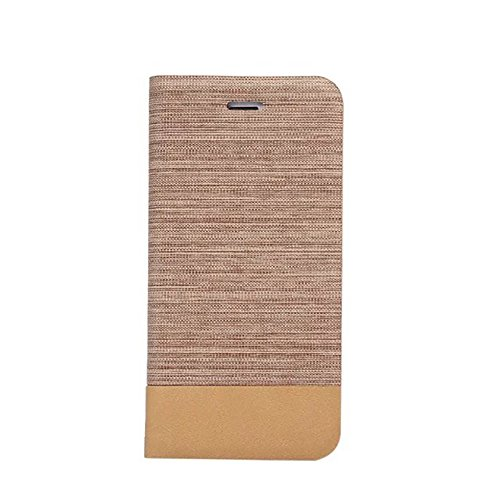JIALUN-Telefon Fall Zweifarbige Stitching Card Slot Slotted Phone Case für IPhone 7 Plus ( Color : Rosegold ) Rosegold