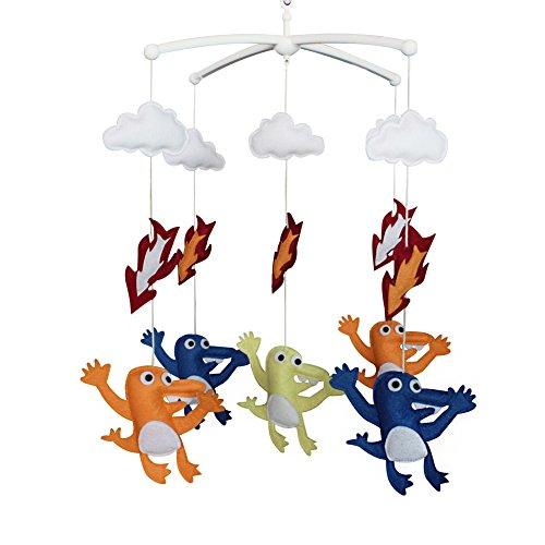 Park Mobile (Baby Mobile Hanger Kreatives Baby Spielzeug Für Unisex Baby Musical Mobile)