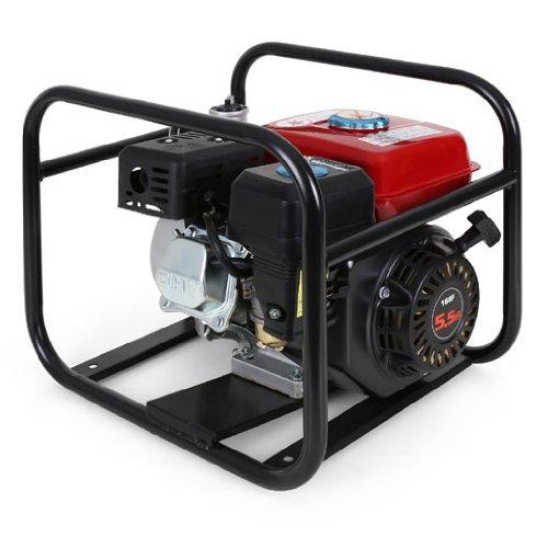 EBERTH 5,5 PS 2 Zoll Wasserpumpe Benzin Motor Pumpe - 4