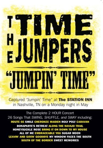 The Time Jumpers Jumpin' Time by The Time Jumpers Terry Jumper