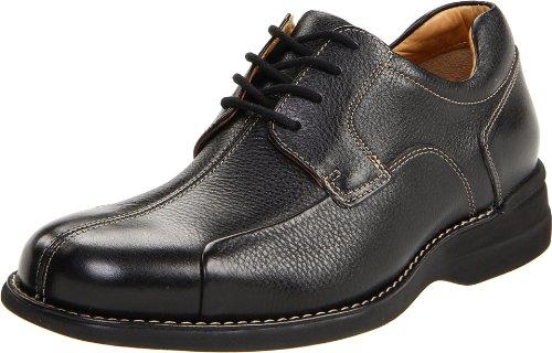 Johnston & Murphy Shuler BIC - Zapatos de Cordones de Piel para...