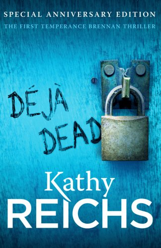 Book cover for Deja Dead