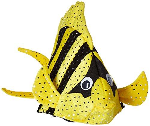 Beistle 60715Plüsch Luau Fisch Hats (Tropische Fische Hat)