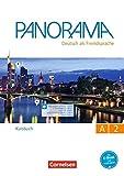 Panorama: A2: Gesamtband - Kursbuch: Mit interaktiven Übungen auf scook.de und Augmented Reality