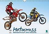 Akrobatik auf zwei Rädern: Motocross (Wandkalender 2019 DIN A4 quer): Motocross: Die Überwindung der Schwerkraft (Monatskalender, 14 Seiten ) (CALVENDO Sport)