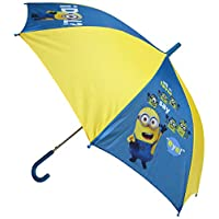 "Minions - Umbrella""1 in a Minion of 48 cm, Blue and Yellow (United Labels 811792)"