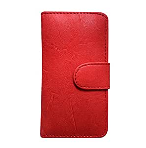 Fastway Pu Leather Pouch Cover For Intex Aqua Power