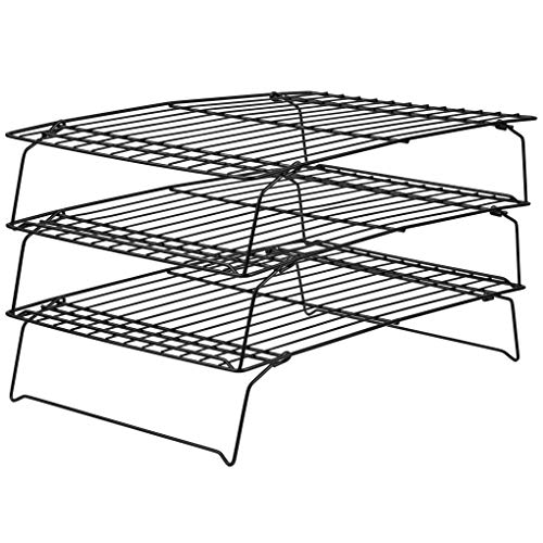 Wilton abkühlgestell, Recipe Right, Antihaft, 3 Etagen (Backen Rack 10 X 8)