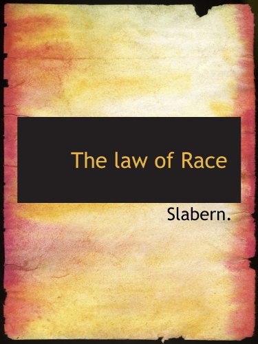 The law of Race