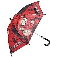 Children Kids Spiderman Marvel Character Plastic Umbrella Outdoor Travel