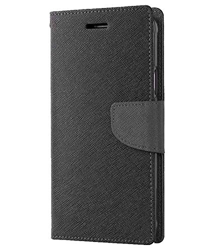 Avzax Diary Look Flip Case Cover with Magnetic Closure For Nokia Lumia 535 ()
