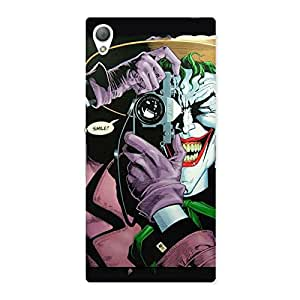 Awesome Smile Please Back Case Cover for Sony Xperia Z3