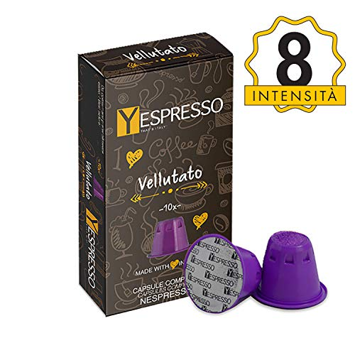 100 Capsule NESPRESSO compatibili GRAND CRU - 5 miscele differenti