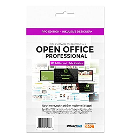 Open Office PRO AURORA Premium Edition - Student + Business