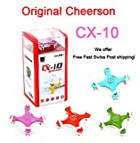 Cheerson CX10 CX-10 6Axis 2.4G 4CH LED Mini RC...