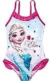 Frozen Costume da Bagno per Ragazza DQE180 (Fucsia (1808), 4 Anni-104)