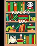 Reading Log: Gifts for Young Book Lovers / Reading Journal [ Softback * Large (8 x 10) * Child-friendly Layout * 100 Spacious Record Pages & More... ] (Kids Reading Logs & Journals) by smART bookx (2016-03-10)