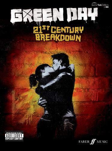 21st Century Breakdown (Guitar Tab) (Guitar Green Tab Day)