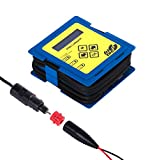 fritec Ladeprofi Vario für 6V/12V Batterien - Diagnose- und Ladegerät für Hochleistung und lange Batterie-Lebensdauer