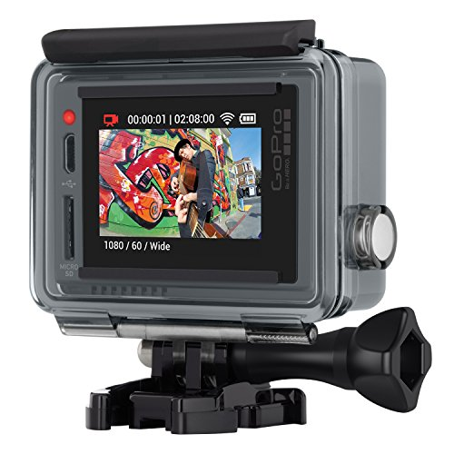 Bargain GoPro HERO+ Camera with LCD Touch Screen (8 MP, 1080p) Online