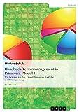 Handbuch Terminmanagement in Primavera [Modul 1]: Wie benutze ich das Oracel Primavera Tool für die Terminplanung?