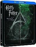 Harry Potter et les Reliques de la Mort - 2ème partie - Edition limitée Steelbook - Année 7 - Le monde des Sorciers de J.K. Rowling - Blu-ray [Édition Limitée boîtier SteelBook]