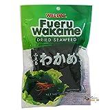5x56,7g Wel Pac Fueru Wakame Algen für Misosuppe, Salat.