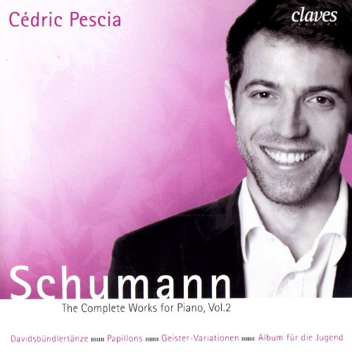 Schumann: The Complete Works for Piano, Vol. 2