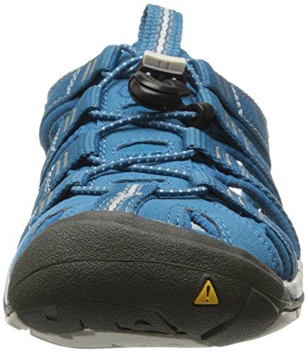 Keen Damen Clearwater Cnx Sandalen Trekking-& Wanderschuhe Blau (Celestial/vapor)