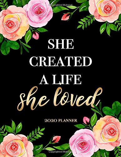 Zoom IMG-2 she created a life loved