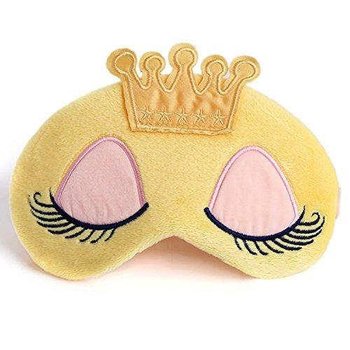 ysber Schlaf Augenmaske Augenklappe Soft Ice Pack Eye Maske für Bedtime & Travel, Kühl/Warm Therapie, geschwollene Augen und (Masken Bulk)