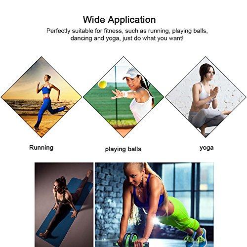 Fitibest Damen Sport Leggings,Fitness Yoga Gym Laufen Hose Green
