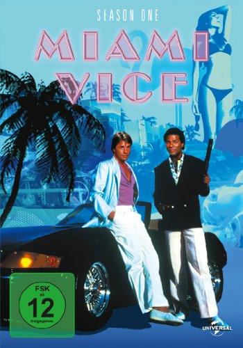 Miami Vice - Season 1 [6 DVDs]