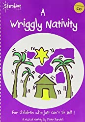 A Wriggly Nativity by Fardell, Peter (2006) Spiral-bound