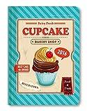 Ladytimer Cupcake 2016 - Taschenplaner/Taschenkalender A6 - Weekly - 192 Seiten