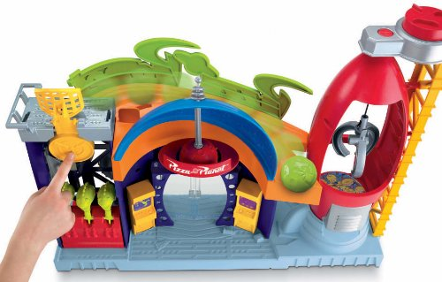 Fisher-Price Imaginext? Disney/Pixar Toy Story Pizza Planet...