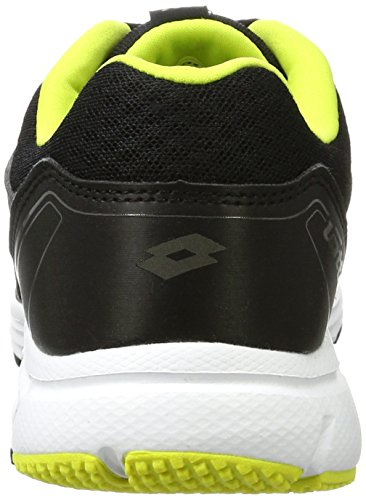 Lotto Sport Lightrun, Chaussures Multisport Outdoor Homme Gris (Tit Gry/blk)